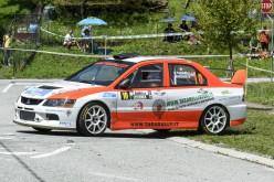 Tabarelli brilla al Rally Valli della Carnia