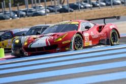 Per Roda e  Bertolini a Le Castellet, il podio rimane a 3 secondi