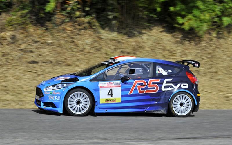 X Race Sport al Rally di Reggello-Città di Firenze: William Marti tenta di nuovo il podio con la Fiesta R5