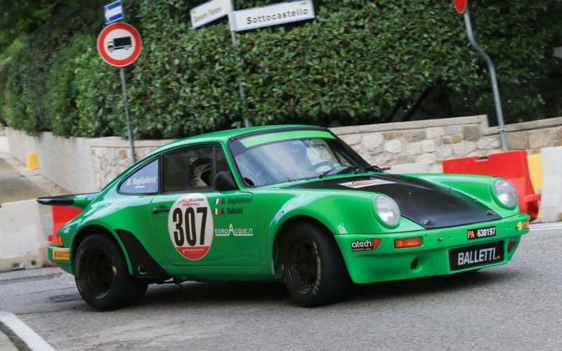 Positivo il Rally Alpi Orientali per Balletti Motorsport