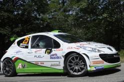 Rally del Friuli amaro per Domenico Erbetta