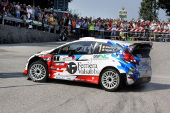 Rally Friuli Venezia Giulia: doppietta Michelin Rally Cup, poker Stefano Albertini