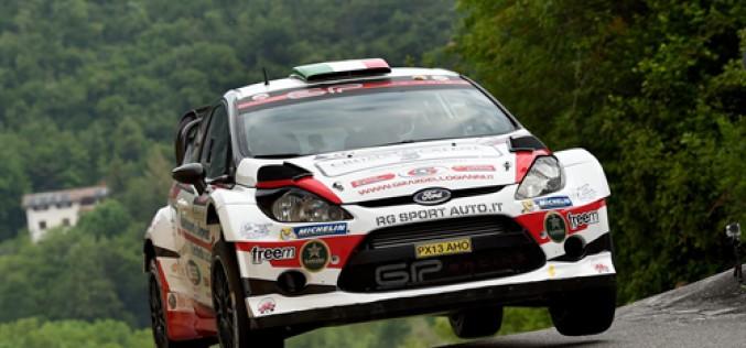 Manuel Sossella pronto a tornare al 37° Rallye San Martino di Castrozza e Primiero