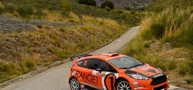 Simone Campedelli e Pietro Elia Ometto su Ford Fiesta R5 sono i vincitori del 5° Rally di Roma Capitale