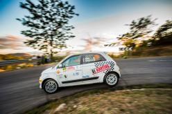 Al Rally di Roma le Twingo di Bravi e Paris svettano tra le R1 del CIR
