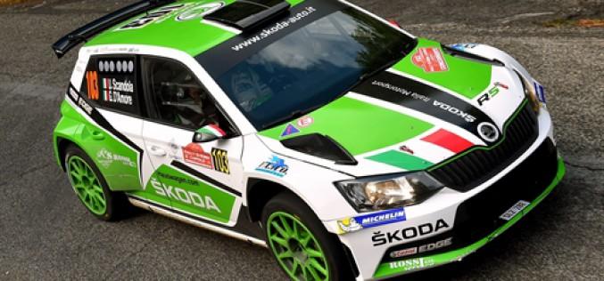 217 iscritti al Rally Due Valli si decide a Verona il CIR 2017