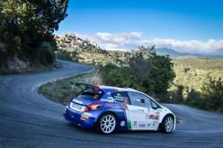 Rally di Roma Capitale: Peugeot difende il vantaggio e Pollara si laurea Campione Italiano Rally Due Ruote Motrici