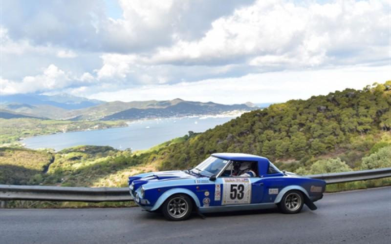Il Rallye Elba Storico è pronto per le sfide dei 132 iscritti