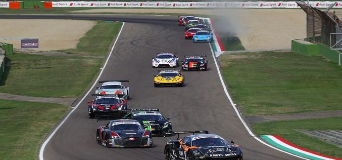 A Vallelunga il sesto appuntamento del Campionato Italiano Gran Turismo