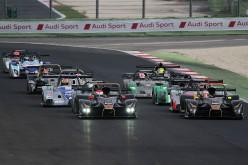 Il pubblico delle grandi occasioni a Vallelunga per il nono ACI Racing Weekend