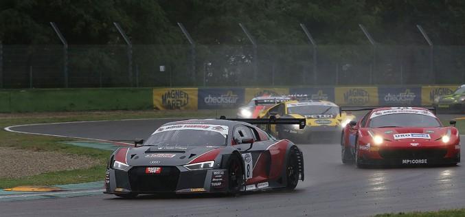 La pioggia non ferma l'ottavo l'ACI Racing Weekend di Imola