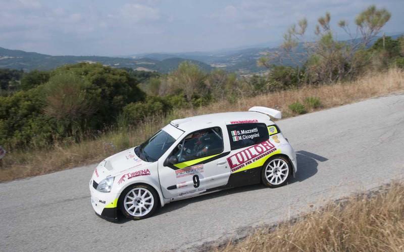 Susanna Mazzetti torna al volante: al via del Rally dell'Appennino Reggiano