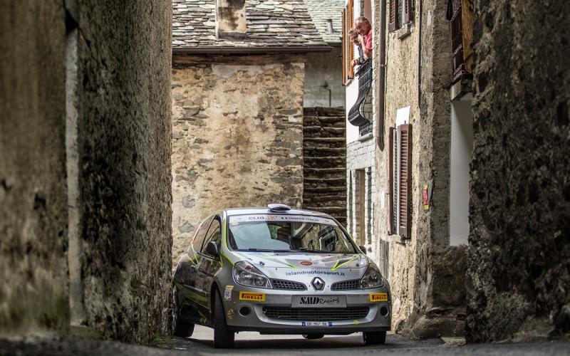 Corinne Federighi fa tris: è suo il titolo femminile dell'International Rally Cup