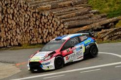 Signor e Bernardi si riprendono la rivincita al 37° Rallye di San Martino di Castrozza