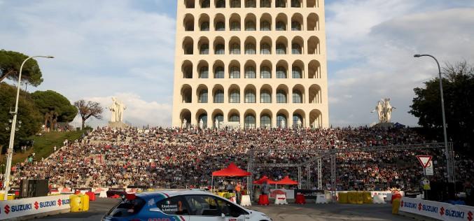 Il Rally di Roma Capitale tra le manifestazioni della Settimana Europea dello sport