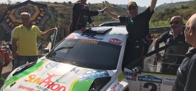 Riolo – Rappa al Rally Porta del Gargano per la conquista della 4^ Zona