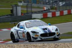 La pole position non basta a Villorba Corse nel GT4 europeo