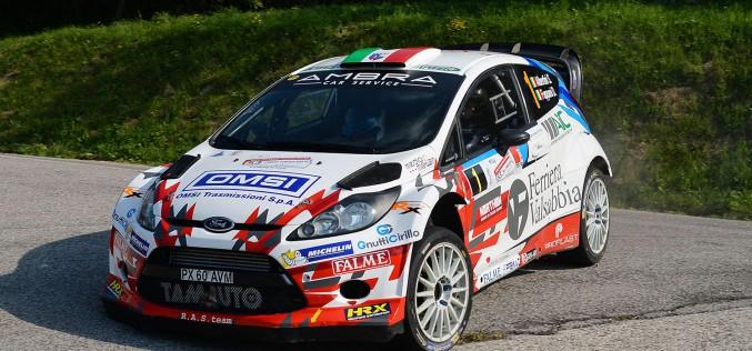 Michelin Rally Cup: Stefano Albertini, la Coppa è sua