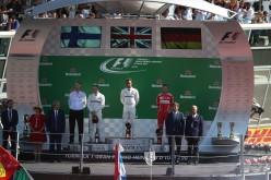 Luis Hamilton vince un Gran Premio d'Italia dai numeri straordinari