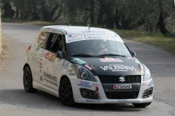 Suzuki Rally Trophy cala il re di Coppe Lorenzo
