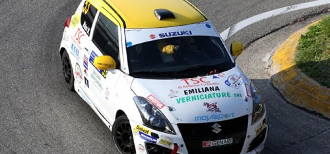 Suzuki Rally Cup: il decimo campione è Simone Rivia