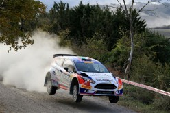 Taddei – Gaspari, con la  Skoda Fabia R5 del Team S.A. Motorsport vincono il 9° Rally della Val d'Orcia