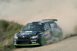 Luca Hoelbling al 9° Rally Val d'Orcia conquista l'appuntamento del Campionato Italiano Rally Terra