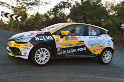 Gilardoni-Bonato all'appuntamento decisivo del Trofeo Renault: Il Rally Due Valli