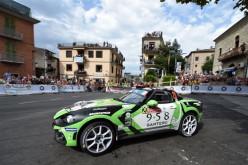 Si conclude a Verona il Trofeo Abarth 124 rally Selenia