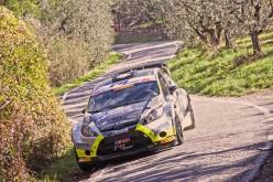 38° Rally Città di Pistoia a Roberto Cresci e Fabio Ciabatti
