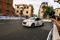 Al Due Valli per il rush finale del Trofeo Peugeot 208 Top: battaglia in casa tra De Tommaso e Ciuffi