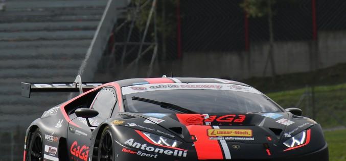Stagione positiva per Lorenzo Veglia nel Campionato Italiano GT
