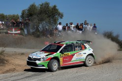 Motorsport Italia al Rally del Galles con Benito Guerra
