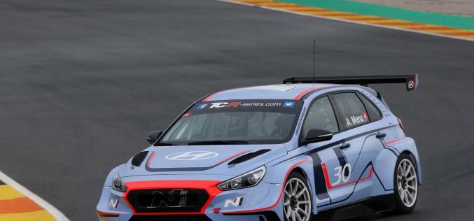 BRC Racing Team al debutto nel TCR International Series