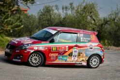 Stefano Martinelli Campione d'Italia Rally R1