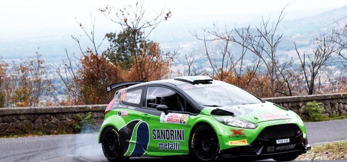 """X Race Sport all'ultima del tricolore rally del """"Due Valli"""": Rusce-Farnocchia per consolidare il secondo posto in classifica del Trofeo Asfalto"""