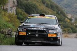 Al Tindari Rally vittoria di Riolo – Rappa su Mitsubishi