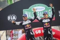 Sparco al fianco di Sebastien Ogier e M-Sport: Campioni del Mondo Rally