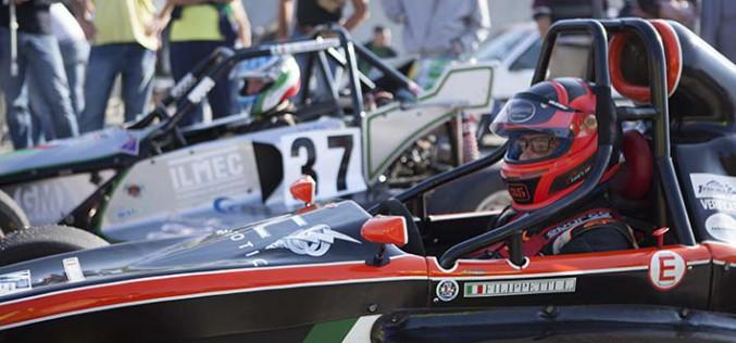 Luca Filippetti ha vinto il 1° Formula Challenge Città di Spinetoli
