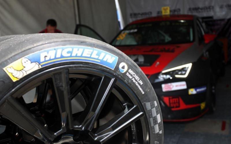 Sarà Michelin il fornitore del TCR Italy per il triennio 2018/2020
