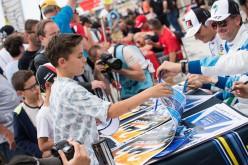 Cetilar Villorba Corse grande protagonista del Motor Show