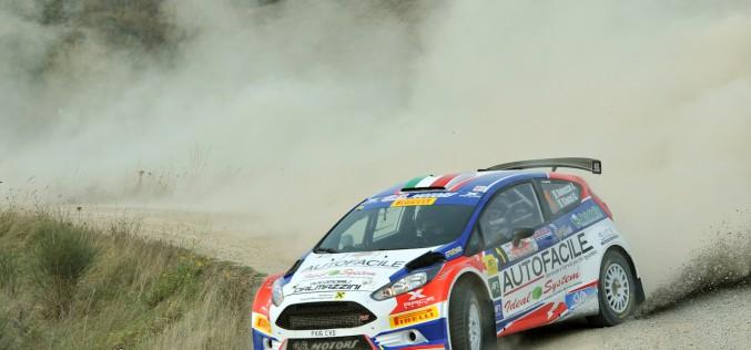 """X Race Sport è """"tricolore"""": Dalmazzini-Ciucci vincono il Campionato Italiano Rally Terra"""