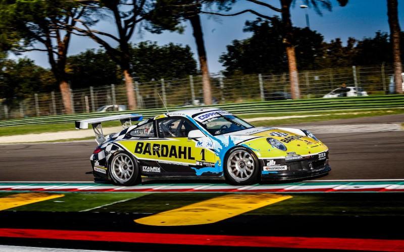 """DB Motorsport """"bronzo"""" nella Coppa Italia Gran Turismo"""