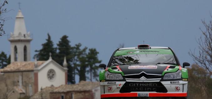 Il 10° Rally Balcone delle Marche  pronto alle grandi sfide del Challenge Raceday Rally Terra