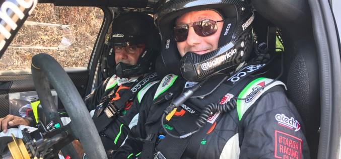 Riolo – Rappa su Subaru al Monza Rally Show con i colori CST Sport