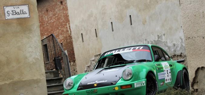 Balletti Motorsport: un bel podio a Chieri