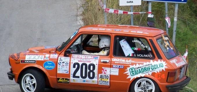 Le A112 Abarth del Trofeo protagoniste a Milano Autoclassica nelle giornate di sabato 24 e domenica 25 novembre