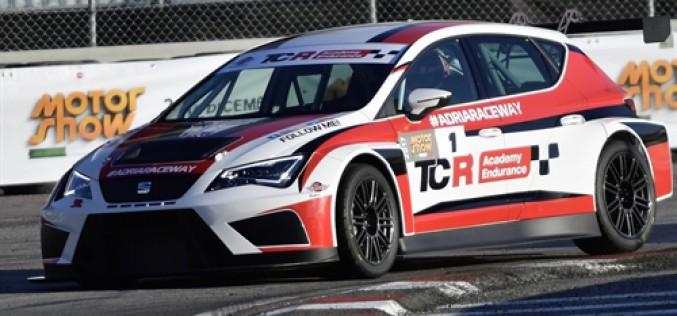 Motor Show, è di Giacomo Altoè il Trofeo TCR Italy
