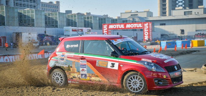 Stefano Martinelli al Motor Show: in cerca del bis all'Area 48