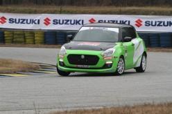 Debutto della Nuova Suzuki Swift 1.0 Boosterjet RS nei Campionati Italiani Rally